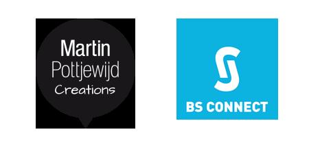 Ontwerp: Martin Pottjewijd Creations | Techniek: BS Connect